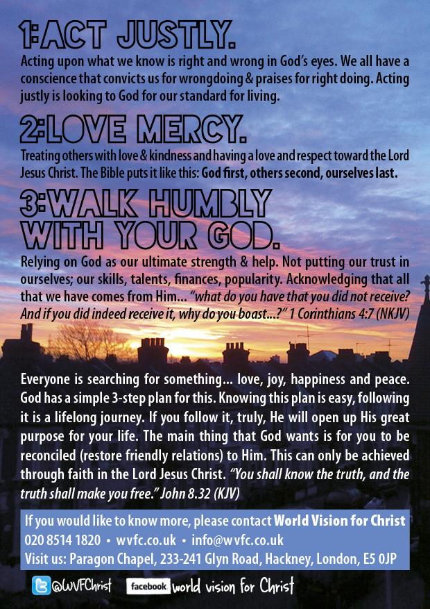 Micah 6 verse 8 back